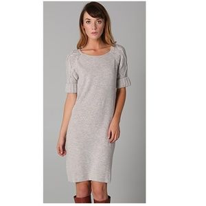 Marc Jacobs Viva Cable Sweater Dress Cashmere XS